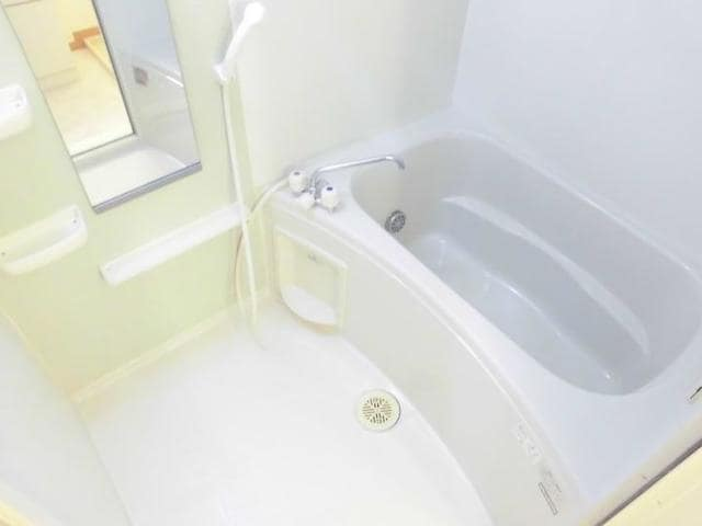 ツインコートB 02010号室の風呂