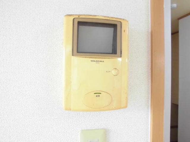 ツインコートB 02010号室のセキュリティ