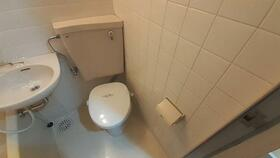 南行徳プラザA-1 108号室のトイレ