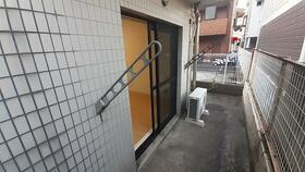 南行徳プラザA-1 108号室のバルコニー