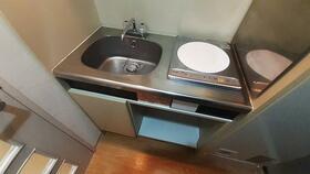 南行徳プラザA-1 108号室のキッチン