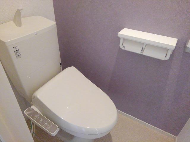 Mana Wing 03020号室のトイレ