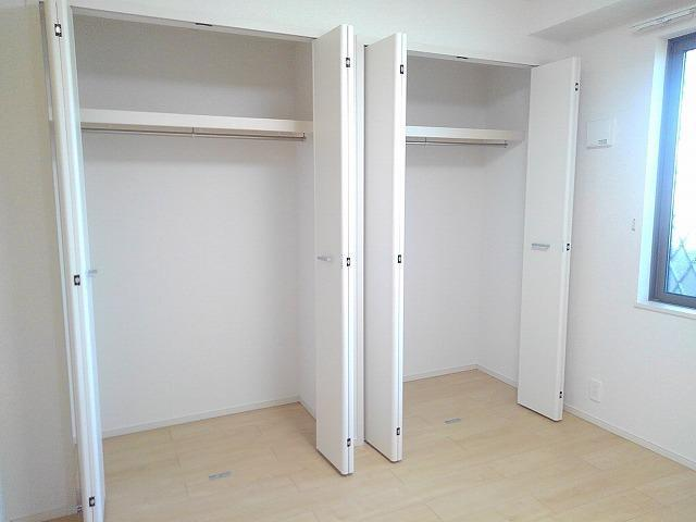 Mana Wing 03020号室の収納
