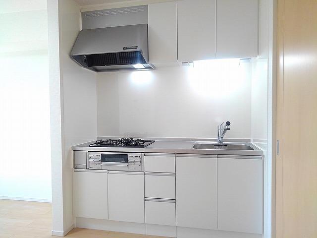 Mana Wing 03020号室のキッチン