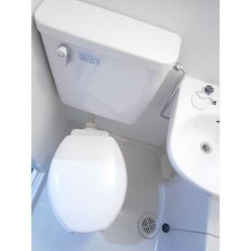 リビエラコート 0303号室のトイレ