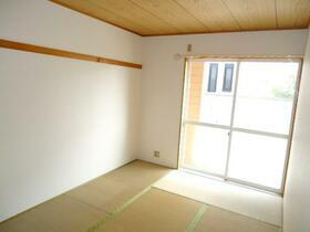パインヒルハイツ 103号室のベッドルーム