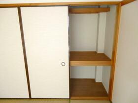 パインヒルハイツ 103号室の収納