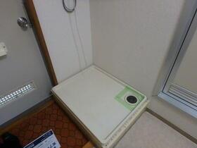 シティハイムA棟 0103号室のキッチン