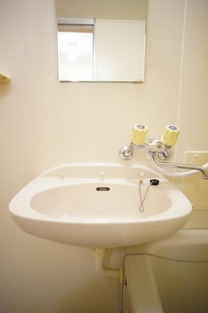 さいとうハイツ 02020号室の洗面所