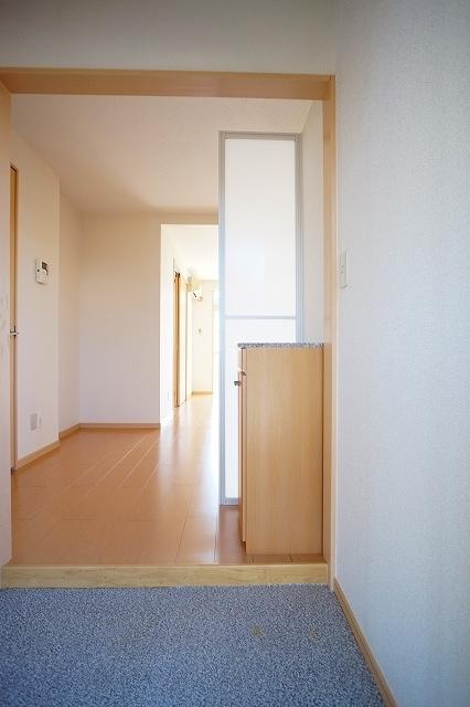 さいとうハイツ 02020号室の玄関