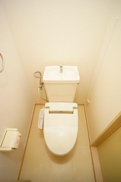 さいとうハイツ 02020号室のトイレ