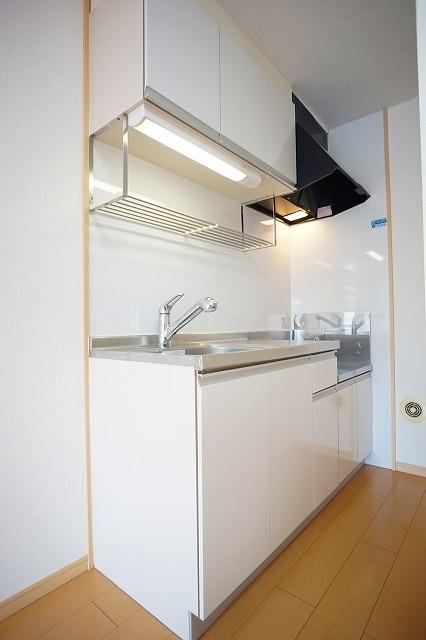 さいとうハイツ 02020号室のキッチン