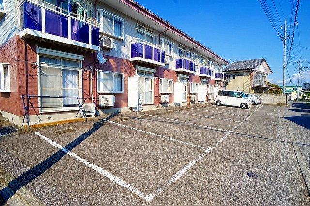 さいとうハイツ 02020号室の駐車場