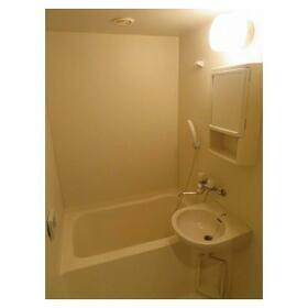 服部ビル 0801号室の風呂