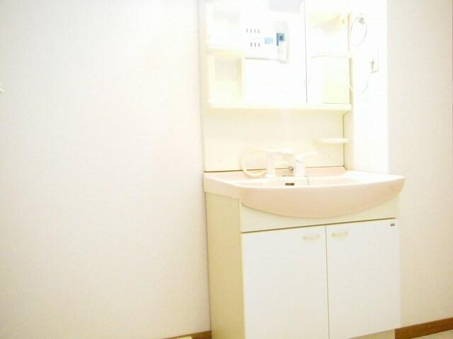 グラン・シャリオ 01030号室の洗面所