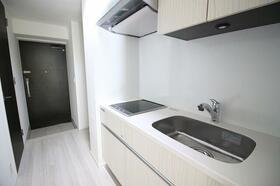 デュオステージ品川西大井 103号室のキッチン