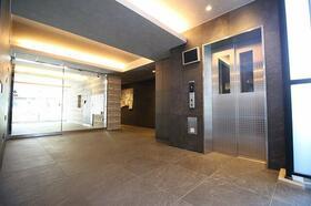 デュオステージ品川西大井 103号室のエントランス