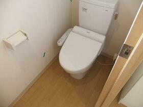 ビューハイツ暁 301号室のトイレ