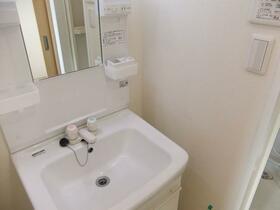 ビューハイツ暁 301号室の洗面所