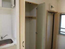 ビューハイツ暁 301号室の収納