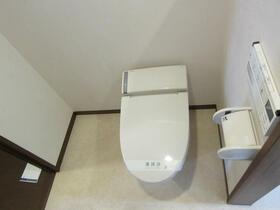 リーベン 201号室のトイレ