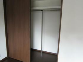 リーベン 201号室の収納