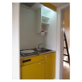 ジョイフルオークラNO.11 103号室のキッチン
