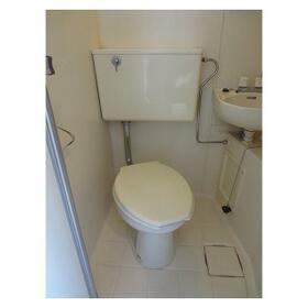 ジョイフルオークラNO.11 103号室のトイレ