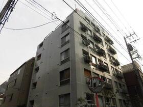 クリオ入谷壱番館の外観