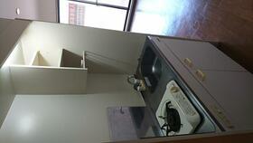 アフロディテ 102号室のキッチン