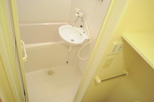 レオパレスブリリアントⅡ 202号室の風呂