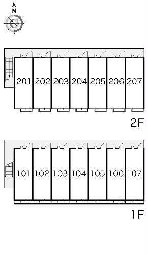 レオパレスブリリアントⅡ 202号室のその他