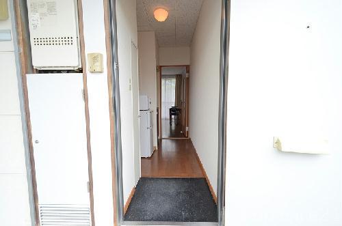 レオパレスプラヌス木津 101号室の風呂