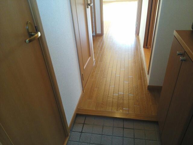 メゾン ベルクール 02020号室の玄関