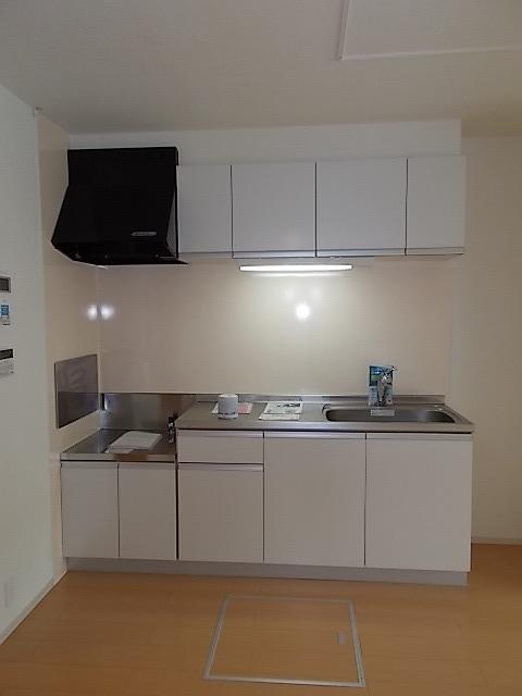グラン・ジュテ 01010号室のキッチン
