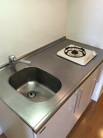 シーフォレシティ芝浦 603号室のキッチン