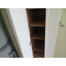 サニーホームズ府中 0201号室の玄関