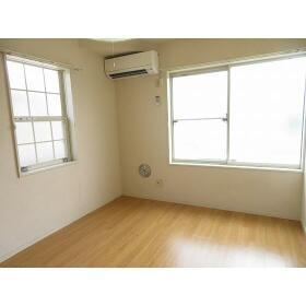 サニーホームズ府中 0201号室のリビング
