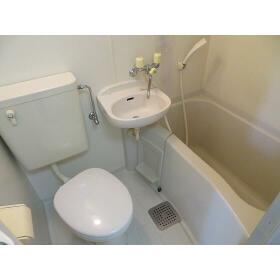 サニーホームズ府中 0201号室の風呂