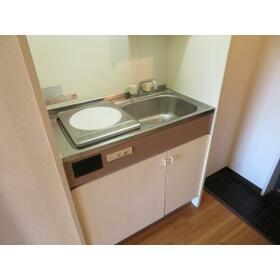 ワコーレよみうりランド 0202号室のキッチン