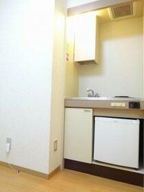 煉瓦館けやき台 103号室のキッチン
