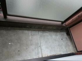 煉瓦館けやき台 103号室のバルコニー