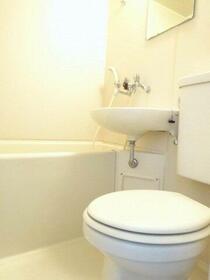 煉瓦館けやき台 103号室のトイレ