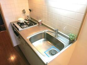 CASSIA目黒 0110号室のキッチン