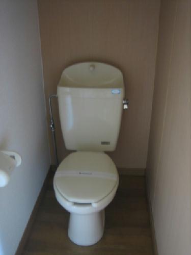 レオパレスSAFURAN 107号室のトイレ