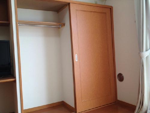 レオパレスクレール 109号室の収納