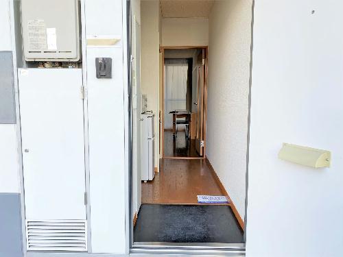 レオパレスmine 102号室のリビング