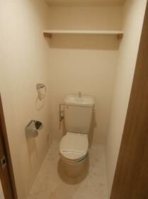 メゾン・ド・ヴィレ 恵比寿 0607号室のトイレ