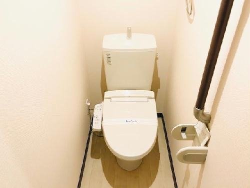 レオネクストはんなり 104号室の洗面所
