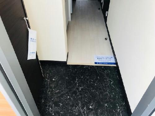 レオネクストはんなり 104号室の収納
